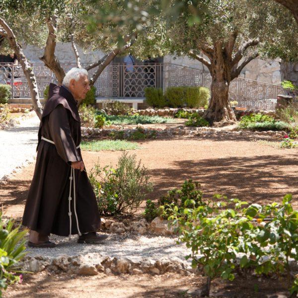 Im Garten Getsemani